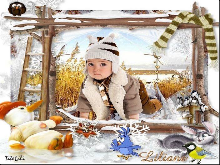 defi neige pour ella crea tite lili